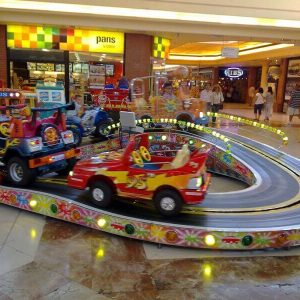 Convoy car